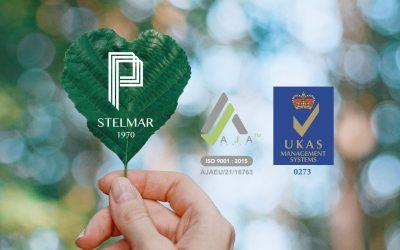 Stelmar – ISO-9001 Certification